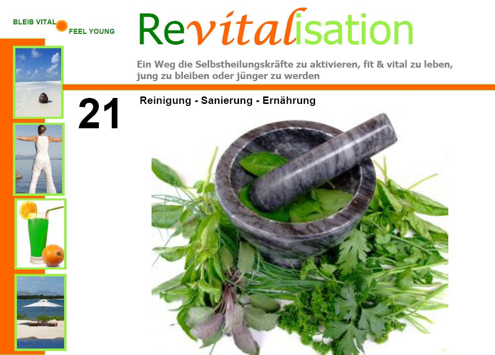 kostenlos Revitalisation - 21 downloaden